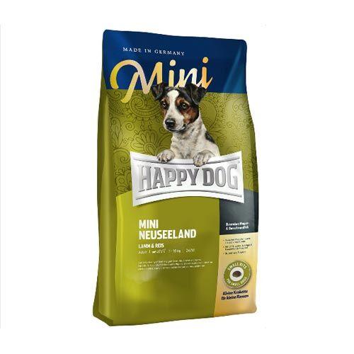 happy dog mini neuseeland lamm reis adult 1 kg g nstig zoo zajac. Black Bedroom Furniture Sets. Home Design Ideas