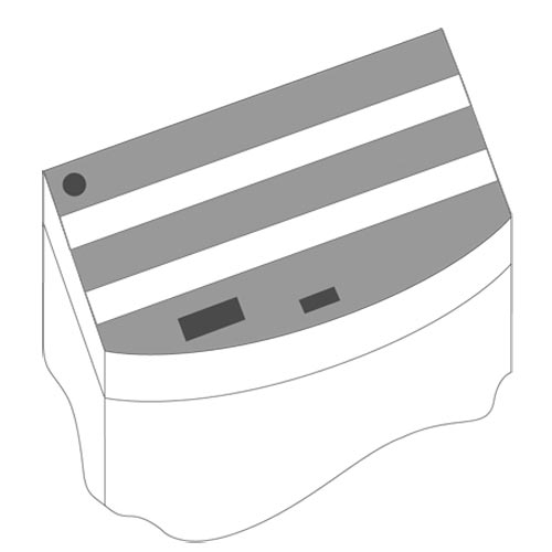juwel klappensatz vision 450 iv 3stk zoo zajac. Black Bedroom Furniture Sets. Home Design Ideas