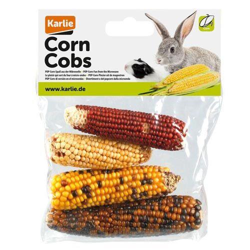 Popcorn Aus Maiskolben