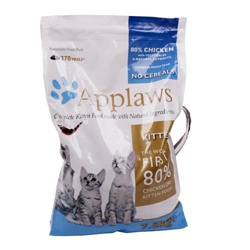applaws kitten trockenfutter f r junge katzen mit 80 chicken 7 5 kg g nstig zoo zajac. Black Bedroom Furniture Sets. Home Design Ideas