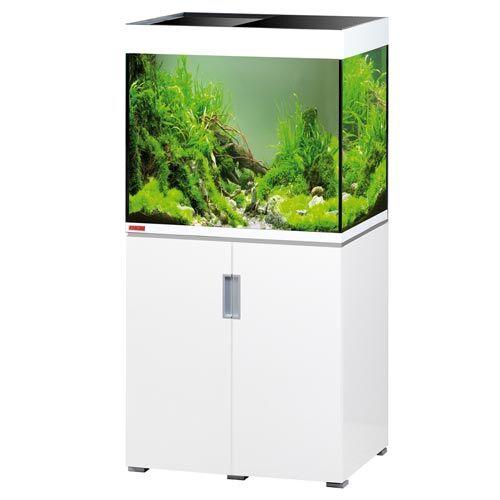 eheim incpiria 200 t5 aquarien kombination wei hochglanz aquarium kombination zoo zajac. Black Bedroom Furniture Sets. Home Design Ideas