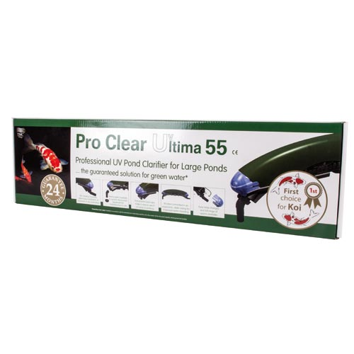 pro clear uv 55 manual
