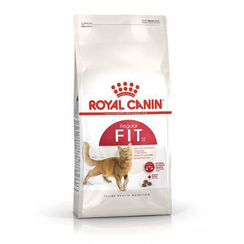 royal canin fit 32 trockenfutter f r katzen 400g zoo zajac. Black Bedroom Furniture Sets. Home Design Ideas