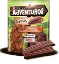 Purina Adventuros: Sticks mit Büffelgeschmack, 120 g