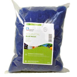 Aquarium Münster: Aquavital Blue Magic Filterwatte  100g