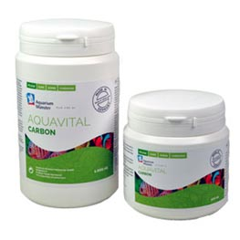 Aquarium Münster: Aquavital Carbon 500ml Filterkohle