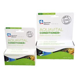 Aquarium Münster Aquavital Conditioner+ Wasseraufbereiter  250 ml