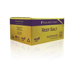 Aquaforest Reef Salt Box 25kg