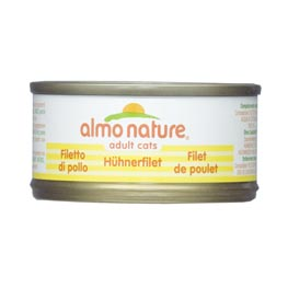 Almo Nature HFC Natural Hühnerfilet  70 g Nassfutter
