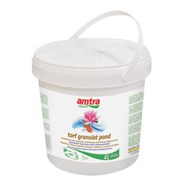 Amtra: Biopond Torfgranulat 4.000ml
