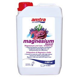 Amtra: Pro Natures Magnesium Boost 3 Liter