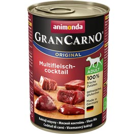 Animonda: Gran Carno Adult Multi-Fleisch Cocktail 400g