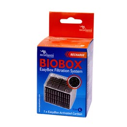 Tecatlantis: BioBox EasyBox Activated Carbon Aktivkohle  L