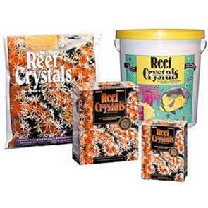 Aquarium Systems: Reef Crystals 4kg (für 120l)