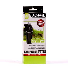 Aquael: Fan Filter mini Plus Professional