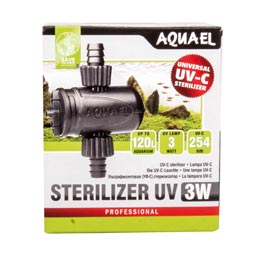 Aquael Sterilizer UV AS-3W