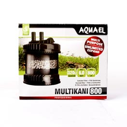 Aquael: Multikani 800 Professional