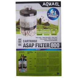 Aquael Cartridge Modul für Asap Filter 800