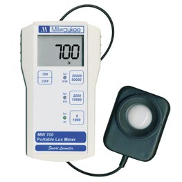 Milwaukee MW 700 Lux Meter