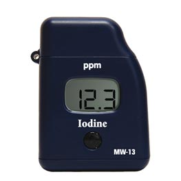 Milwaukee MW13 Iodine Photometer