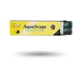 The Aquarium Solution Aquariumscape Aquarium Epoxy Kleber grau  113.4 g
