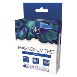 Colombo: Magnesium Test  40x