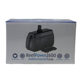 Blue Marine: Reef Power 2600 (35W) Multifunktions-Pumpe
