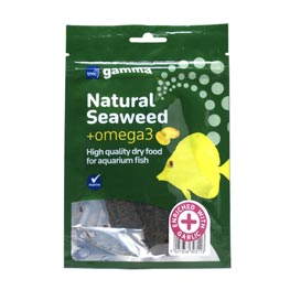TMC Gamma Natural Seaweed + Omega3  Rotalge mit Knoblauch  12 g