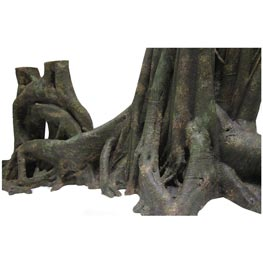 RockZolid Rückwand Tropical Tree Trunk  98 x 48 x 25 cm