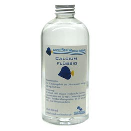 Coral-Reef Equipment Calcium flüssig  500ml