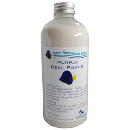 Coral-Reef Equipment Purple Reef Power  500ml