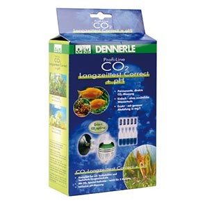 Dennerle: CO2 Langzeittest Correct + pH