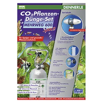 Dennerle: CO2 Pflanzen-Dünge-Set Mehrweg 600 Space günstig ...