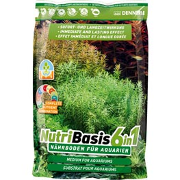 Dennerle: Nutri Basis 6in1  9,6kg