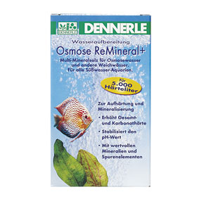 Dennerle: Osmose ReMineral Plus  250 g