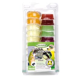Dragon Jelly Food Mixed Pack  20 Stück