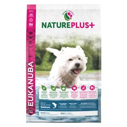 Eukanuba Nature Plus  Lachs Small Breed  2,3 kg
