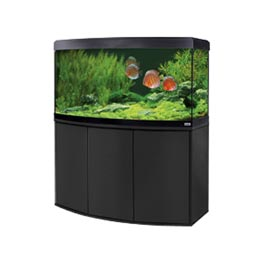 Fluval Aquarium Kombination Vicenza 260 LED schwarz