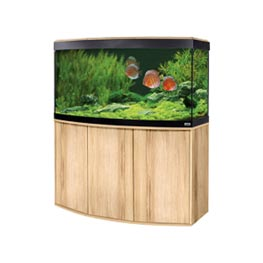 Fluval Aquarium Kombination Vicenza 260 LED kernbuche