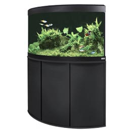 Fluval Aquarium Kombination Venezia 190 LED schwarz