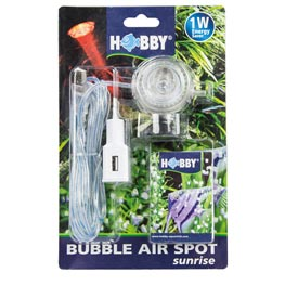 Hobby Bubble Air LED Spot Sunrise