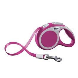 flexi Vario Tape Gurtleine Pink  S