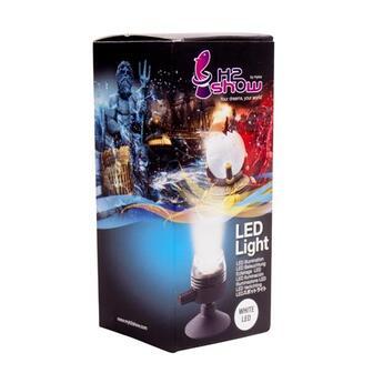 hydor h2 show led light weiss eu 2 watt zoo zajac. Black Bedroom Furniture Sets. Home Design Ideas