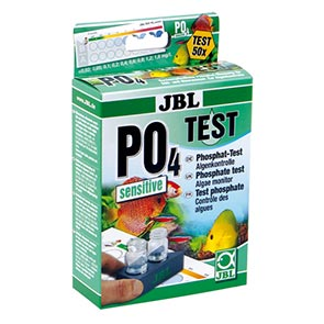 JBL: PO4/Phosphat Sensitiv Test-Set