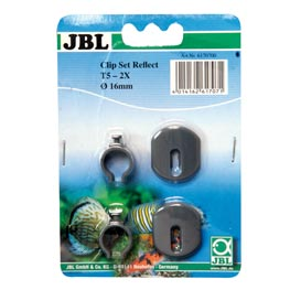 JBL Clip Set Reflect T5 Kunststoff  2 Stk.  ø 16 mm