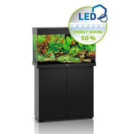 Juwel Rio 125 LED SBX schwarz Aquariumkombination