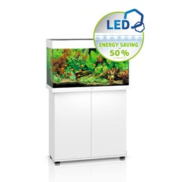 Juwel Rio 125 LED SBX weiß Aquariumkombination