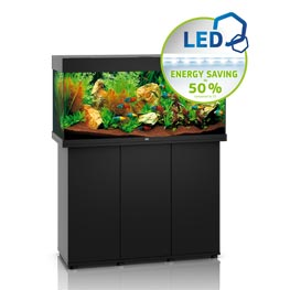 Juwel Rio 180 LED SBX Aquariumkombination  Schwarz