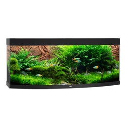 Juwel Vision 450 LED Aquarium Set schwarz
