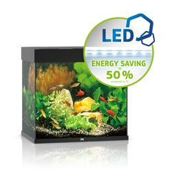 Juwel Lido 120 LED Aquarium Set schwarz